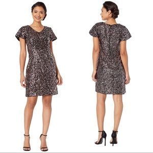 Vince Camuto Sequin Dress NWT size 4